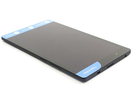 "Интернет-планшет 8"" Lenovo Tab 3 Plus TB-8703X 16Гб LTE Wi-Fi синий (1920×1200/IPS/Qualcomm Snapdragon 625-8x2ГГц/3Гб/BT/8Мп/8ч/Android 6.x+)   Квартон - КВАРТОН"
